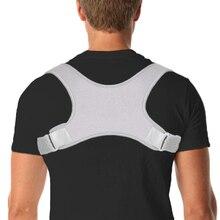 Wholesale Back Posture Corrector Upper Brace Clavicle Shoulder Correction Unisex Support Spine Corset