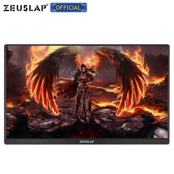 High-end 15.6inch 1920*1080P 4K PD HDR IPS Portable Screen Gaming Portable Monitor for Samsung S8 Macbook Pro Huawei Mate 10