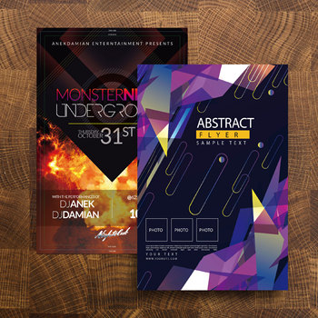 Flyer customization A4 size free design double-sided printing color page folding folding speed delivery german module skm50gb12v skm50gb12t4 lightning delivery hntm page 8