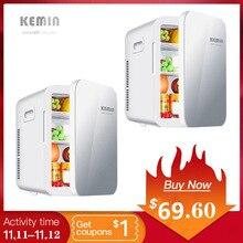 20L Refrigerator vehicle Refrigerator Mi ni Small Home Dorm itory Dormi tory Dual   use Student Single door Kemin 20L refrigera