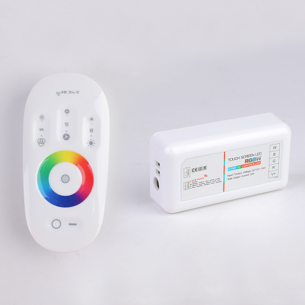 LED strip accessories Remote Control led strip 2.4G RGBW Remote Control Wireless Remote Control For Strip Lighting