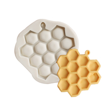 Soap Mould Cake-Mold Kitchen-Accessories Honeycomb Handmade Silicone Biscuit-Baking-Tool