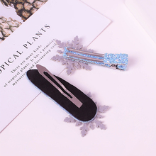 Crystal Hair Clips for Women