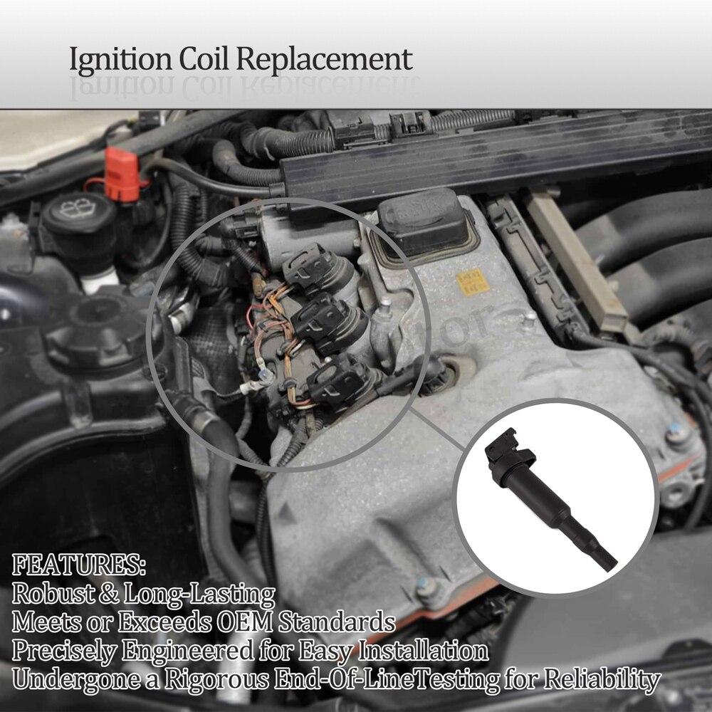 Engine Motor /& Transmission Mount Set 4PCS for 2006 BMW 325i 325xi 330i 3.0L