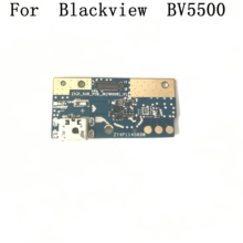 Blackview BV5500 New Original USB Plug Charge Board For Blackview BV5500 Repair Fixing Part Replacement cewaal new for haier refrigerator freezer inverter board eecon qd vcc3 control board pc board professional replacement part gift