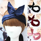 1Pc Velvet Head Band...