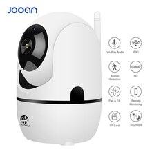 Cámara IP inalámbrica 720P 1080P seguimiento automático inteligente del Monitor de bebé de noche IR funciona bien con la Mini cámara App IPC360