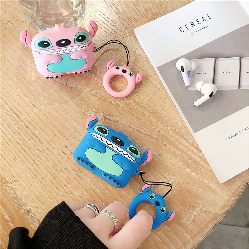 Cute 3D Silicone Case for AirPods Pro 6