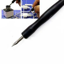 Model Panel linia akcent kolor specyficzne pióro unikaj szorowania infiltracja linia pióro DIY Hobby Model narzędzia do malowania akcesoria tanie tanio OOTDTY CN (pochodzenie) 8 ~ 13 Lat 14 lat i więcej 5-7 lat Dorośli NONE