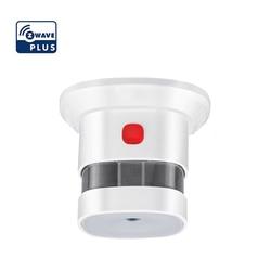 Haozee Zwave Smoke Detector Smart Home System 868MHz High sensitivity Z wave Safety Smoke Sensor