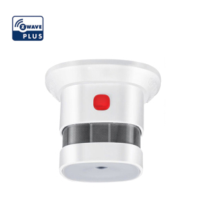 Haozee Zwave Smoke Detector Smart Home System 868MHz High sensitivity Z wave Safety Smoke Sensor