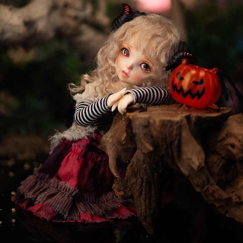 CP/Fairyland Littlefee Cygne 1/6 BJD YOSD ตุ๊กตา Body Girls Toy ของขวัญวันเกิด