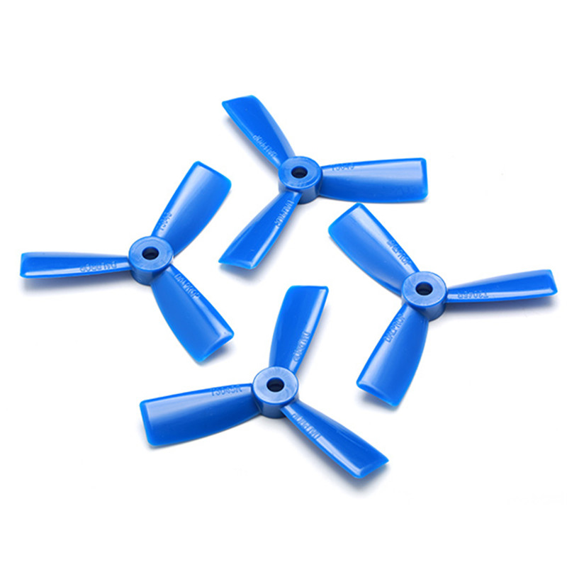 10Pairs 24PCS DALPROP T3045 <font><b>3045</b></font> PC 3-blade <font><b>Propeller</b></font> for Brushress Motor RC Drone FPV Racing image