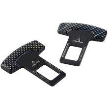Cinturón de seguridad de coche hebilla Clip para cinturón de seguridad de coche tapón montaje del vehículo botella abridor Universal Interior accesorios
