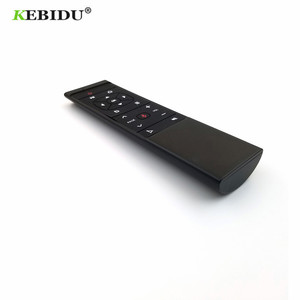 Image 5 - KEBIDU MT12 Voice Remote Control 2.4G Wireless Air Mouse Microphone Gyroscope For Android TV Box H96 X96 MAX HK1 TX6 A95X F1