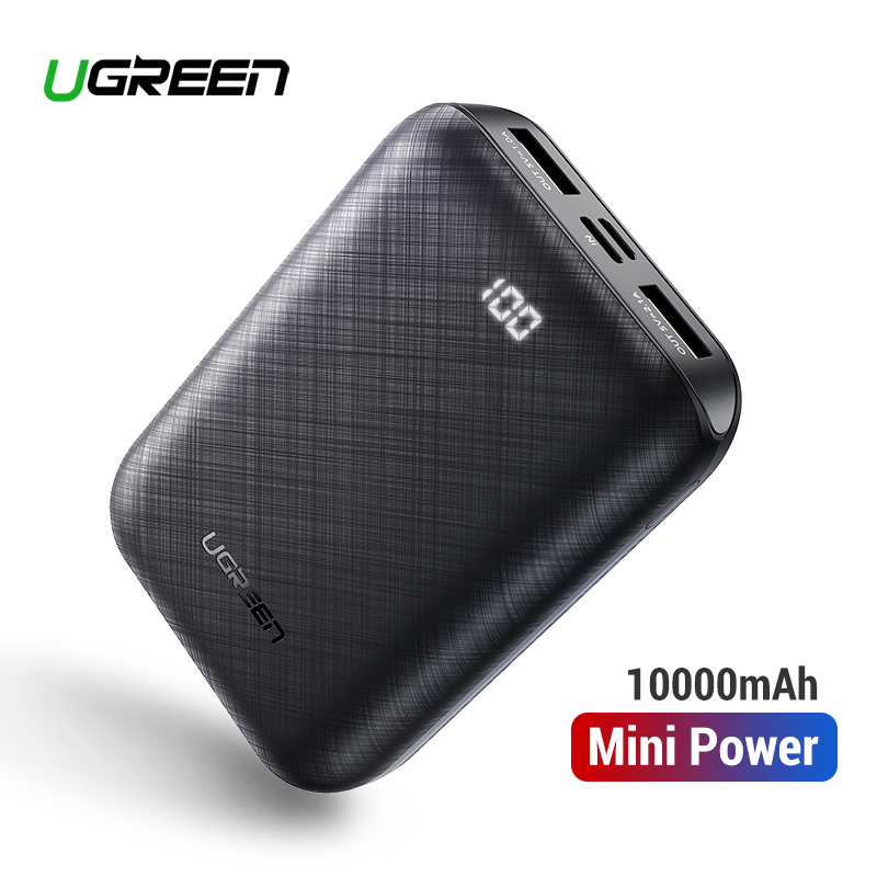 Ugreen Power Bank 10000mAh…