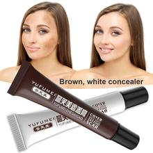 Tattoo Covering Skin Scars Birthmark Concealer Waterproof Spotted Invisible Makeup Cream Cover