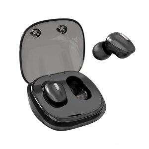 Беспроводные наушники Bluetooth 5,0, 3D стерео IPX7 водонепроницаемые наушники с автоматическим сопряжением, спортивные наушники для бега с микрофо...