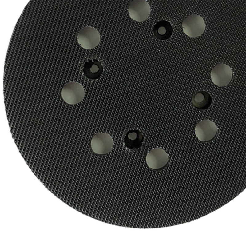 5Inch 115mm 8-Hole Random Orbit Sandpaper Sander Hook & Loop Pad Disc For Dewalt