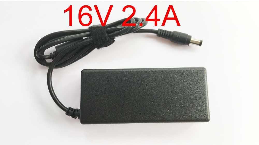 1 piezas de alta calidad 16V PSR-S650 a adaptador AC DC para teclado Yamaha PA-300C S550 PSR-500 Tyros4 fuente de alimentación cargador