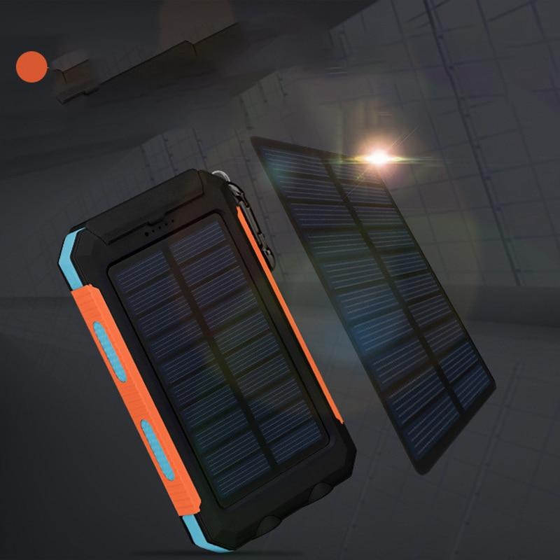 led carregamento rapido bateria externa painel de 02