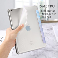 Case for iPad 10.2 7 8 th Case for iPad Air air 2 9.7 2017 2018 Marble tablet Cover for iPad 234 Mini12345 Pro 9.7 11 10.5 Air 3