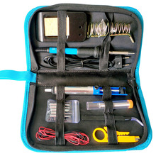 Electric Soldering Iron Kit Complete Tools 60W European Standard and American Standard Soldering Iron