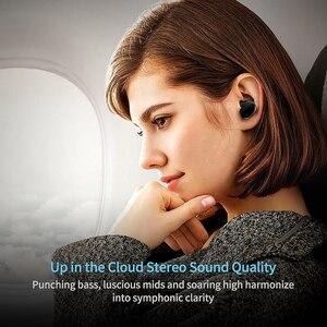 Image 3 - Kebidu W13 TWS Bluetooth Kopfhörer Touch Control Stereo Bass Drahtlose 5,0 Headset Sport Ohrhörer Mit Mic Freisprecheinrichtung Für Xiaomi