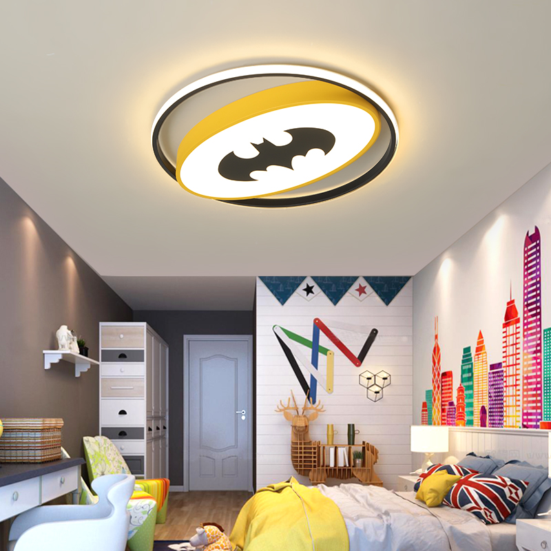 US $97.5 25% OFF Modern led chandeliers light bedroom kids baby home lights  for children room round lighting AC85 265V decorative chandelier lamp-in ...