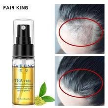 Tea Tree nutriente crescita dei capelli trattamento dell'essenza prevenzione della perdita dei capelli olio elastico Anti perdita cura dei capelli rendi i capelli olio più liscio