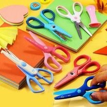 Scissors School Kids Decorating-Tools Craft Scrapbook Art-Paper Deli Utility Cartoon