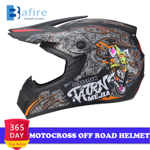 Universal Motorcycle Adult Motocross Off Road Helmet Atv Dirt Bike Downhill Mtb Dh Unisex Racing Helmet Cross Helmet Capacetes цена