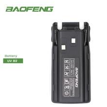 Baofeng walkie talkie acessórios BL 8 bateria para baofeng UV 82 2800 mah bateria para uv82 rádio em dois sentidos