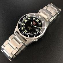 STEELDIVE reloj mecánico automático NH35 para hombre, reloj masculino de buceo con cristal de zafiro especial, 1979 m, C3