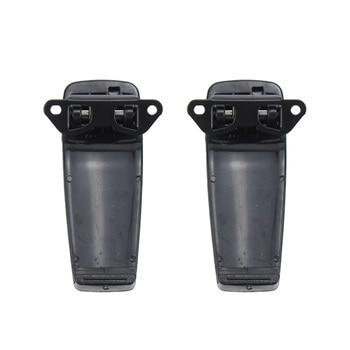 2X Walkie Talkie Belt Clip for ICOM IC-A24 IC-A24E IC-A24 IC-A24E IC-F11 IC-F11BR china petrochemical ic