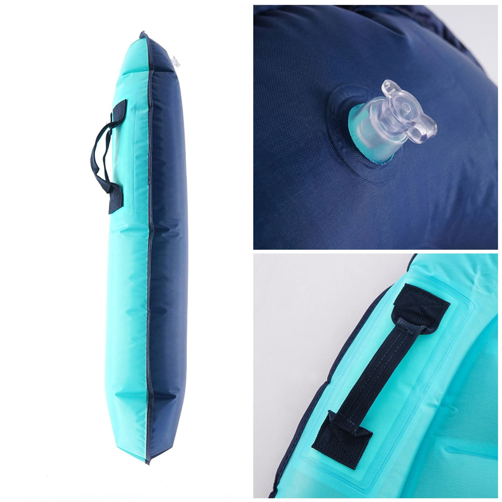 H35d91e9219ce40aeb13260dd5dd01cc7t - Outdoor Inflatable Surfboard Solid Color Buoy Kickboard Kids Safe Sea Surfing Board Swim Lightly Kick Board Surfing Bodyboard