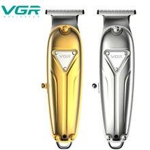 Новая семейная электрическая машинка для стрижки волос vgr полностью