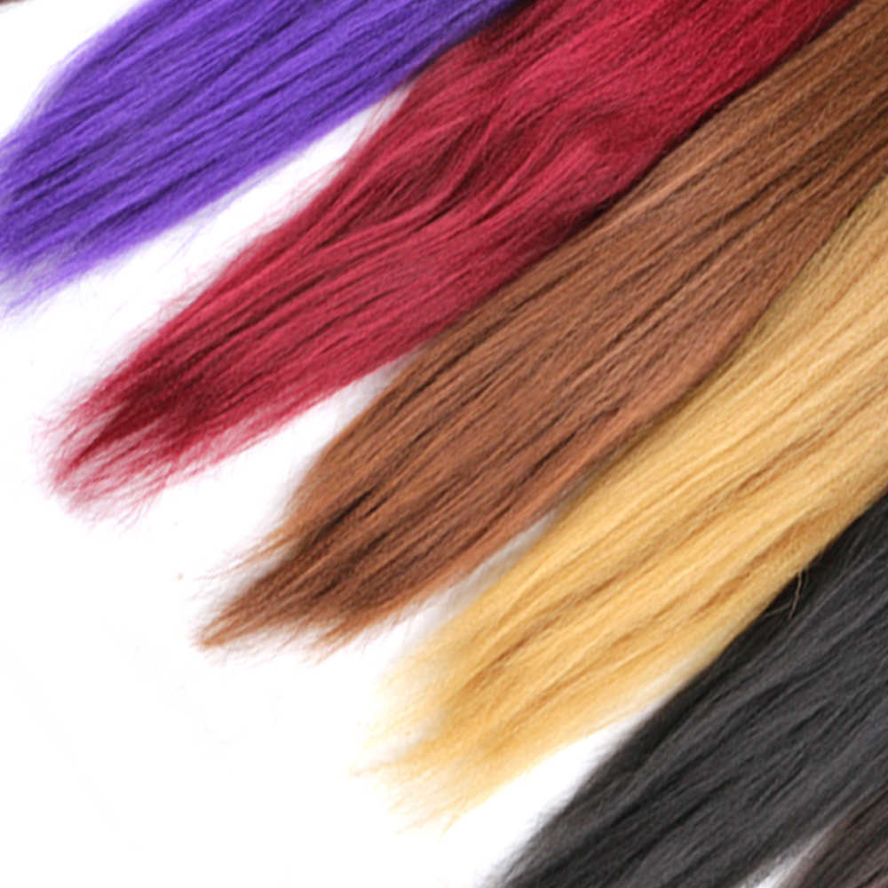 Ombre Vlechten Haar 26 Inch Haak Jumbo Gemakkelijk Vlechten Synthetische Vlecht Hair Extensions Lage Temperatuur Fiber 90 G/stks