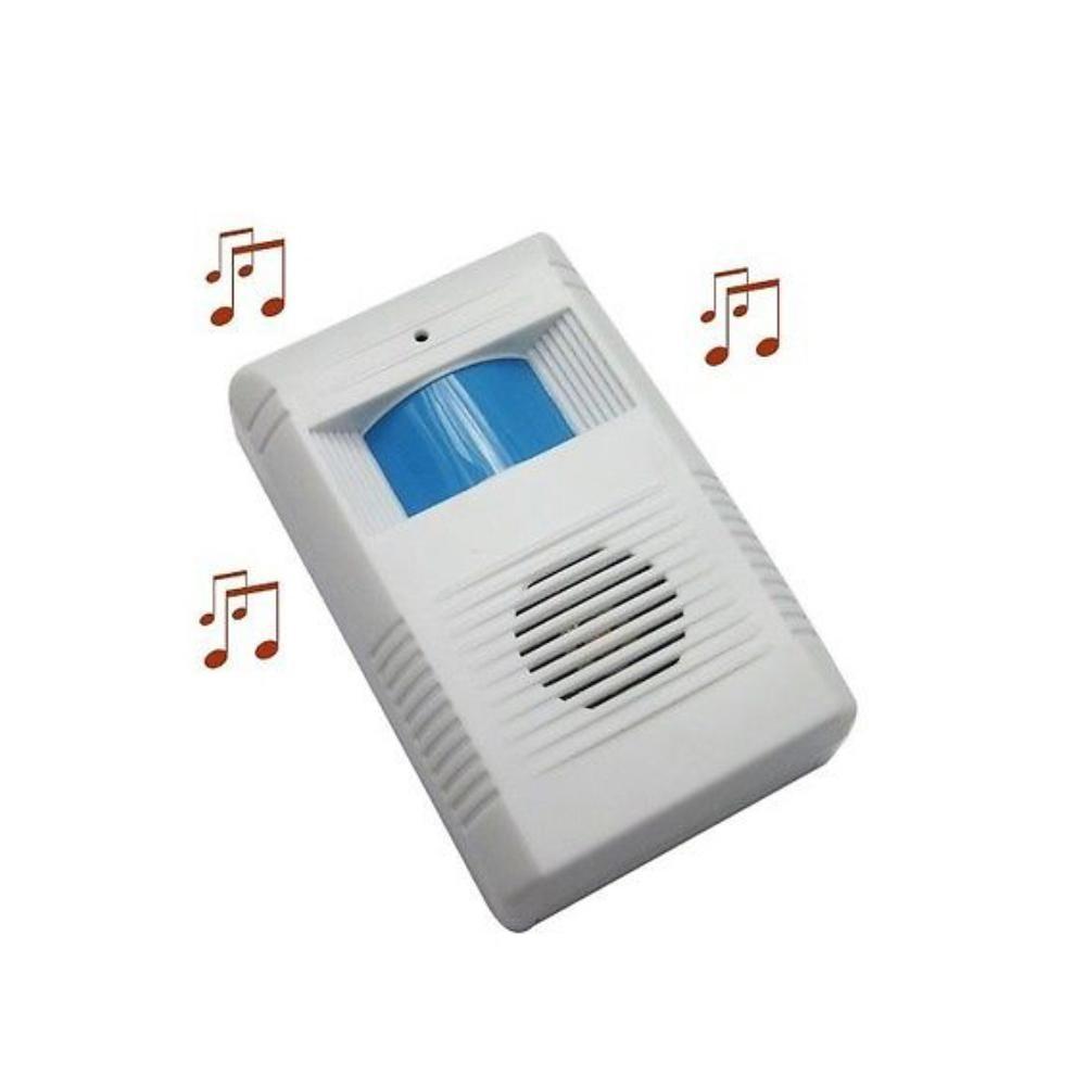 Wireless Shop Store Guest Entry Alarm Door Bell Chime Motion Sensor Doorbell