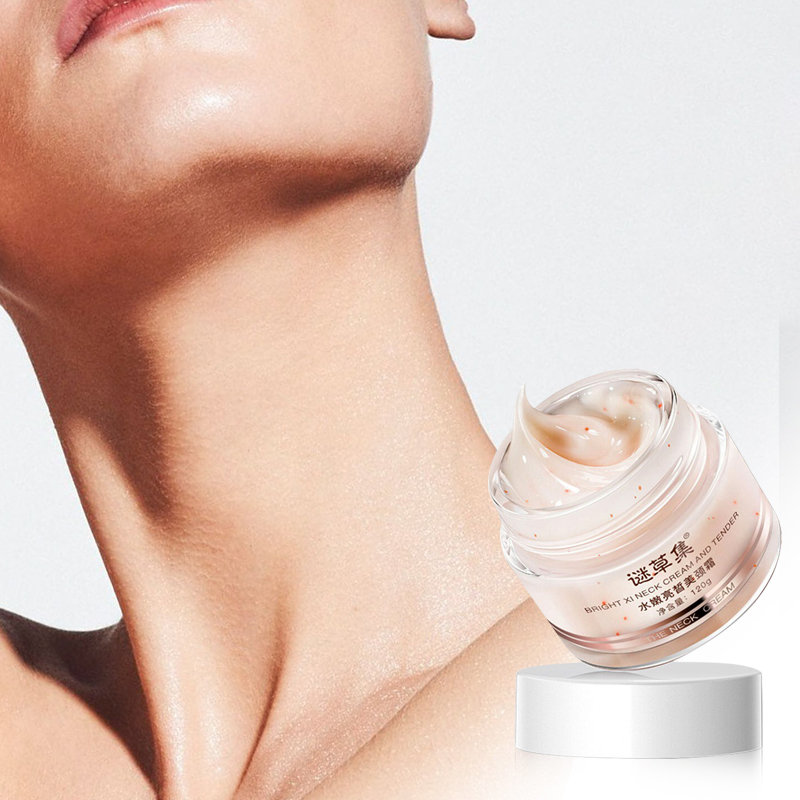 MICAOJI Neck Cream Remove Neck Lines Moisturizing Nourishing Firming Anti Wrinkle Whitening Firming Skin Care For Neck Care