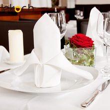 Lekoch, белые салфетки для стола, квадратные салфетки, Карманный платок, для свадьбы, дня рождения, дома, вечерние, отеля
