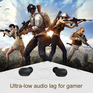 Image 5 - A6S Draadloze Oortelefoon Voor Xiaomi Redmi Airdots Oordopjes Bluetooth Tws Airbods Headsets Gamer Met Microfoon Voor Iphone Huawei Samsung