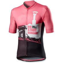 GIRO de Italia-camisetas de manga corta para hombre, maillot de ciclismo, kit de Culote para bicicleta de montaña