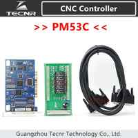 PM53C ncstudio controlador 3 eje compatible weihong sistema de control para el router cnc
