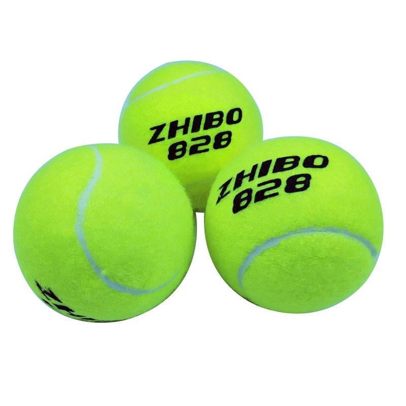3pcs/bag Training Tennis Balls Advanced Training Tennis Practicing Pressure Tennis Ourdoor Sports Ball Supply Free Shipping New