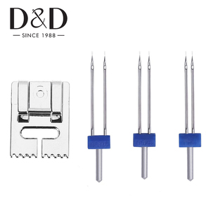 3Pcs Double Twin Needles Sewin