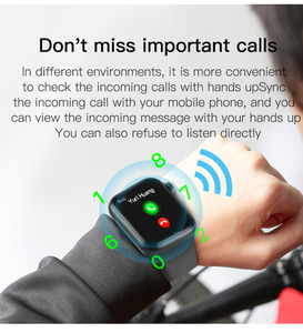 Image 2 - F20 smart watch Bluetooth Call  Fitness Tracker Watch with Heart Rate Monitor Temperature detection  PK  IWO 8 12 F10 W68 W34