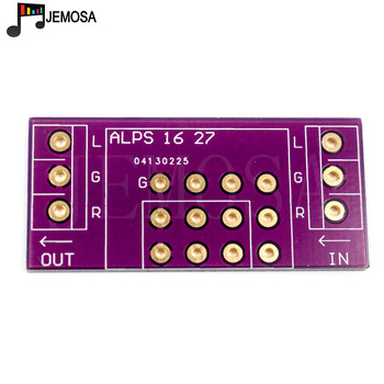 Placa de circuito de doble cara FR4 adaptador de placa Tipo PCI...