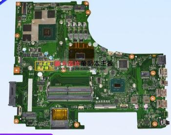 GL753VD For ASUS GL753VD laptop motherboard GTX1050M mainboard 4G video memory I5-7300HQ cpu Test work 100%!!!