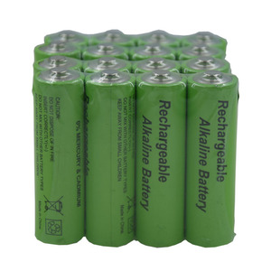 Image 5 - High Energy Efficiency and Low Self Discharge  1.5V   LR6  AA Rechargeable Alkaline Battery  for  Toy Camera  Shavermice